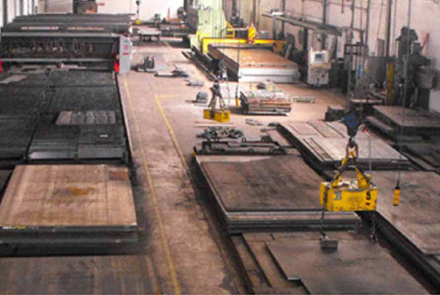 ASTM A387 Alloy Steel Plate