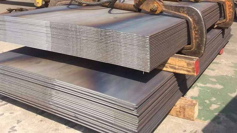 ASTM A285 Gr.C Steel Plates