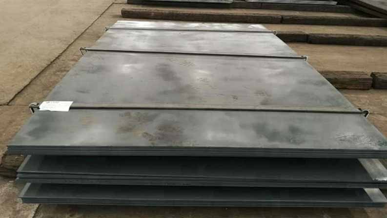 ASTM A387 Gr.5 CL.2 Steel Plates