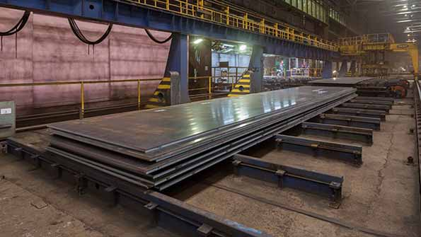 ASTM A387 Gr.11 CL.2 Steel Plates