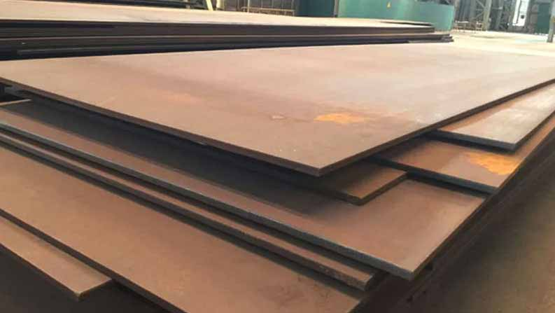 Sailma 550HI Steel Plate